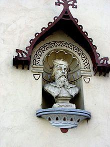 Jaromír († 4. listopadu 1035) byl český kníže z rodu Přemyslovců v letech 1003, 1004–1012 a 1033–1034, syn Boleslava II. Pobožného a jeho 2., neznámé choti, bratr Boleslava III. Ryšavého a Oldřicha. Narodil se někdy v 70. letech 10. století.Potřetí na trůně