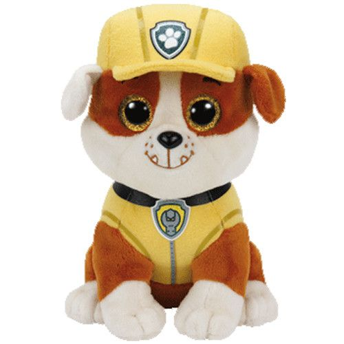 PRE ORDER Ty Paw Patrol Beanie Boo Rubble