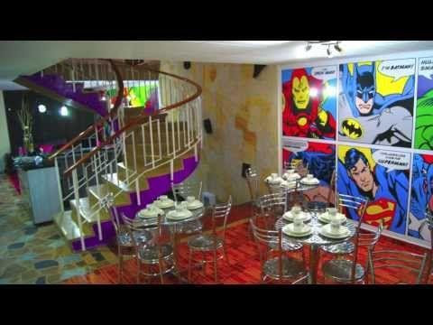 disfruten del nuevo video de #hotel #comic city, para conocer sus hermosas instalaciones en #Bogota