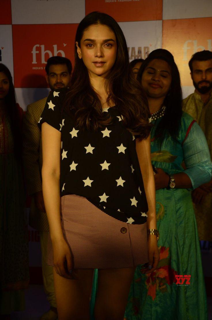 Actress Aditi Rao Hydari Launches FBB Ugadi Festive Collections At Big Bazaar Ameerpet HD Gallery - Social News XYZ