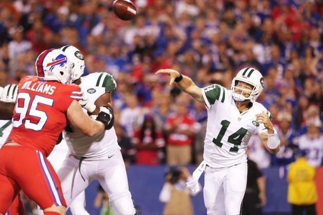 Jets vs. Bills: Score and Twitter Reaction for Thursday Night Football