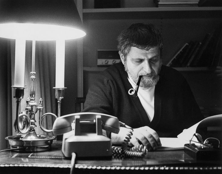 """The screenwriter Paddy Chayefsky left behind a large cache of his notes for his incendiary, Oscar-winning script for """"Network."""""""