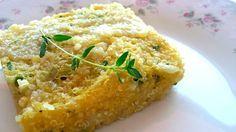 Uma opção leve, saudável, super nutritiva e bem fácil de fazer: Quibe vegano de quinoa e abóbora, assado. Receitinha no blog!