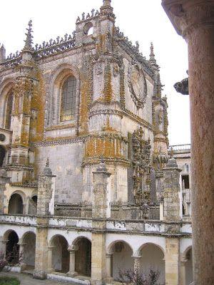 Tomar , castelos medievais, reduto dos Templários