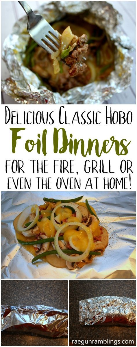 it's a keeper. Definitely our favorite version of classic hobo dinners. great…