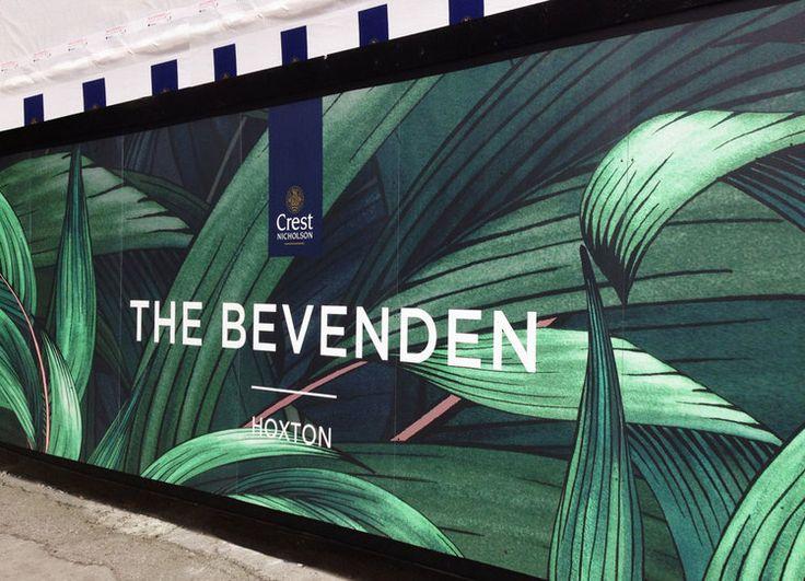 THE BEVENDEN HOARDING | CREST NICHOLSON