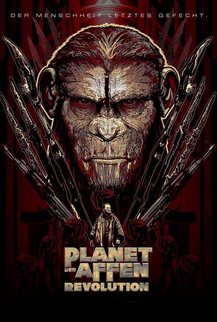 Planet der Affen- Revolution
