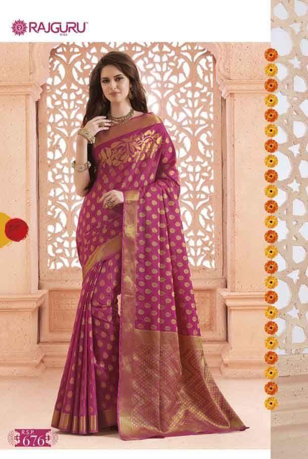 b1d7811d5b Rajguru Heena saree I shop by online | Rajguru Sarees | Saree, Saree ...