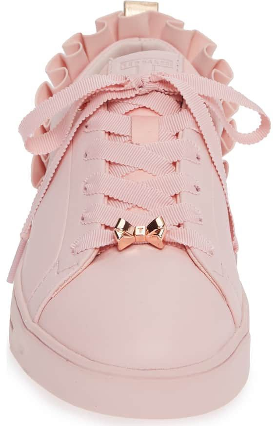 Ted Baker London Pink Tennis Shoes for
