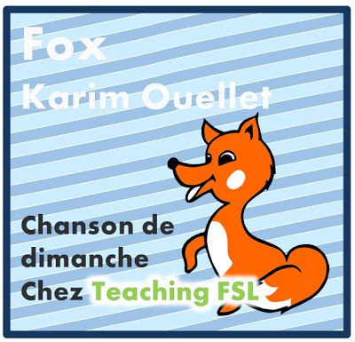 Chanson de dimanche for a great young Quebecois artist with wordly roots. Ready to print & use student activities & discussion questions