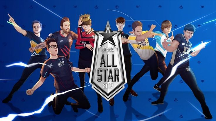League of Legends All-star event kicks off tomorrow!