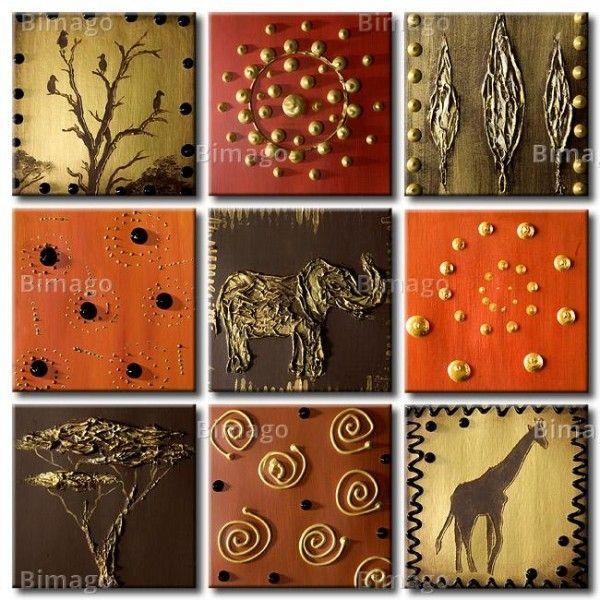 67 best African Decor images on Pinterest | African art ...