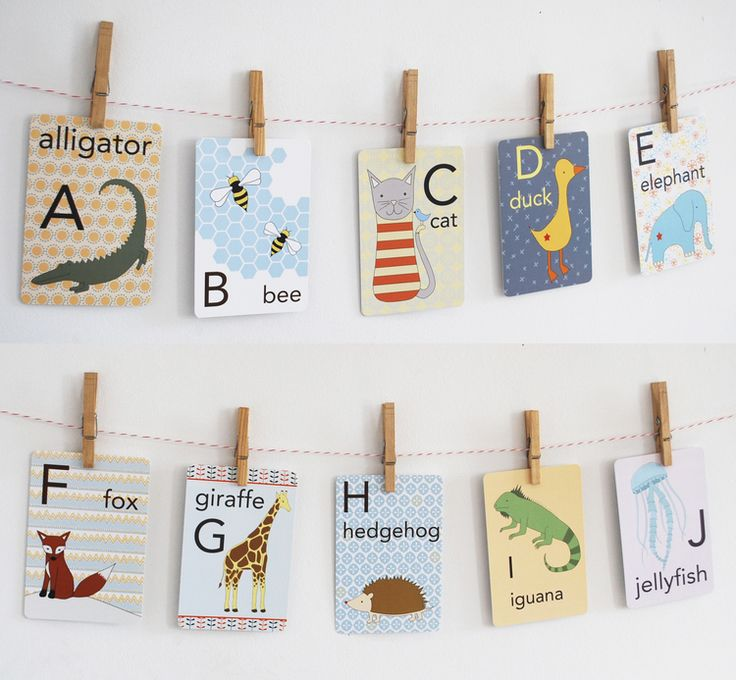 http://www.katedurkin.com/card-sets/animal-alphabet-card-set