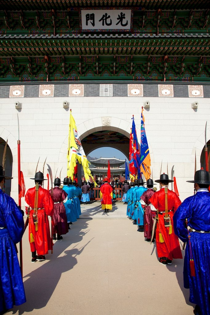 Seoul Tour Gyeongbokgung, Royal Palace