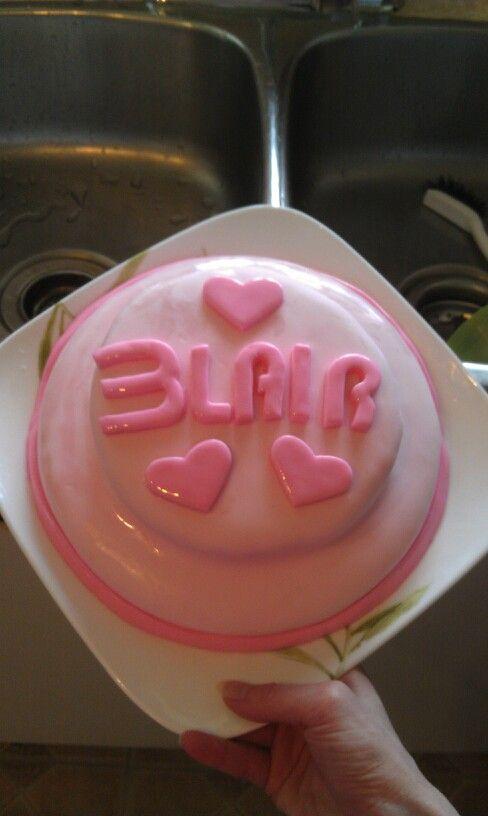1st cake ever