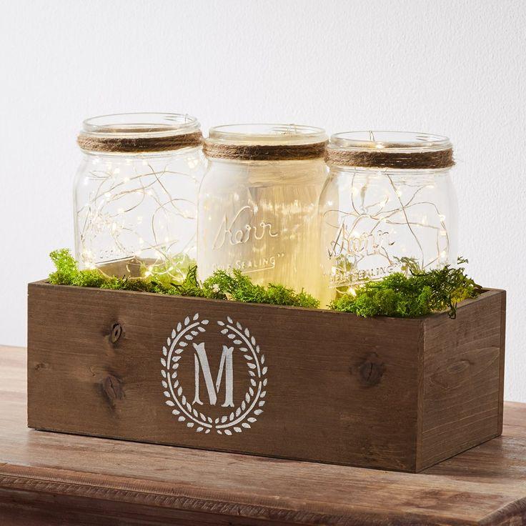 Great Farmhouse Mason Jars