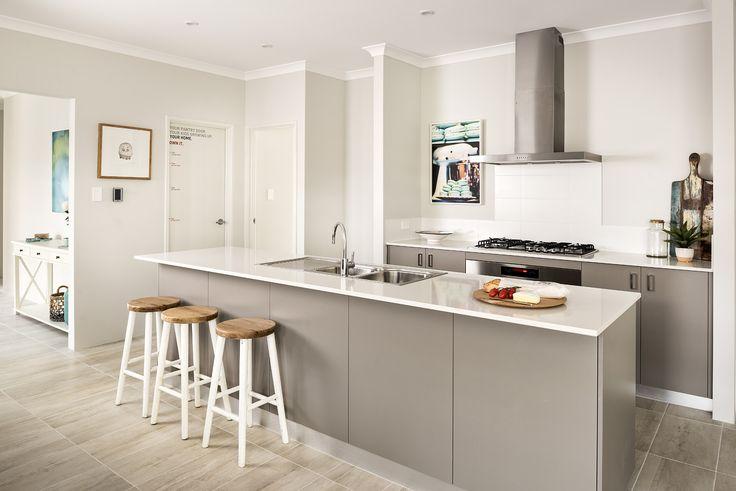Homebuyers Centre Maverick Display Home Kitchen - Karnup, WA Australia