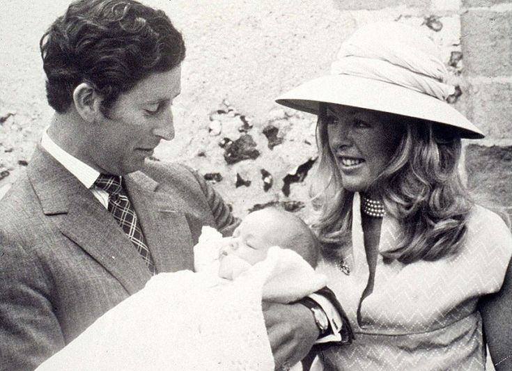 In Pictures Prince Charles 39 S Relationships Prince