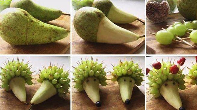 Hoy toca fruta!!
