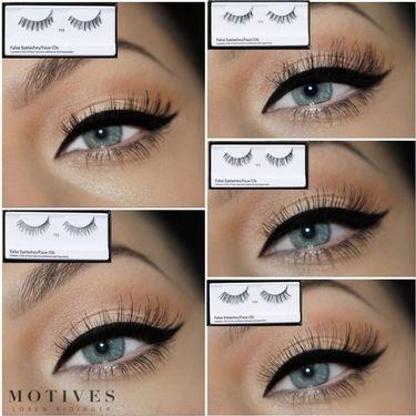 12 Best False Eyelashes in 2018 - Fake Eyelashes Worn by ...