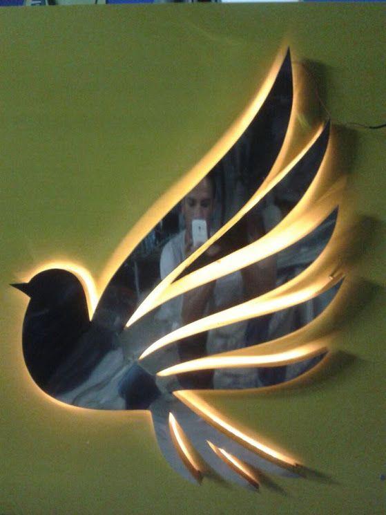 fazemos letreiros de aço inox, logomarcas, aço inox com LED, quadrangular, igreja, imagens, ministério, adventista, wesleiana, presbiteriana, assembléia de Deus, Jesus.