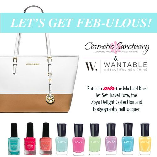 Let's Get FEB-ulous With Wantable & Cosmetic Sanctuary Giveaway | Cosmetic Sanctuary