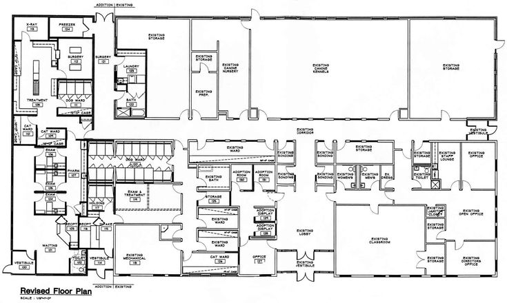21 best images about dog care facility floorplans on for Obtaining blueprints for your home