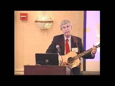 NIH director Dr. Francis Collins sings his song about personalized medic...