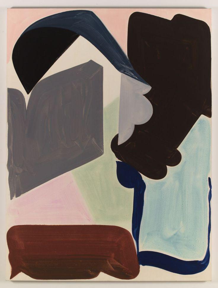 Patricia Treib, 2015, oil on canvas, 167.5 x 127 cm