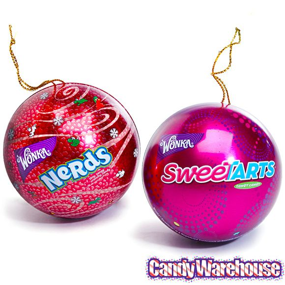 Just+found+Sweetarts+and+Nerds+Candy+Tin+Christmas+Ornaments:+12-Piece+Box+@CandyWarehouse,+Thanks+for+the+#CandyAssist!