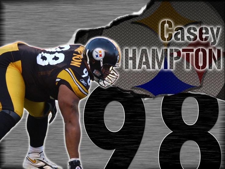 Pittsburgh Steelers Basey Hampton wallpaper