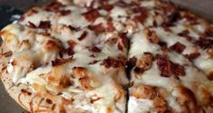 Chicken Bacon Ranch Pizza That's Easy On The Pocketbook!