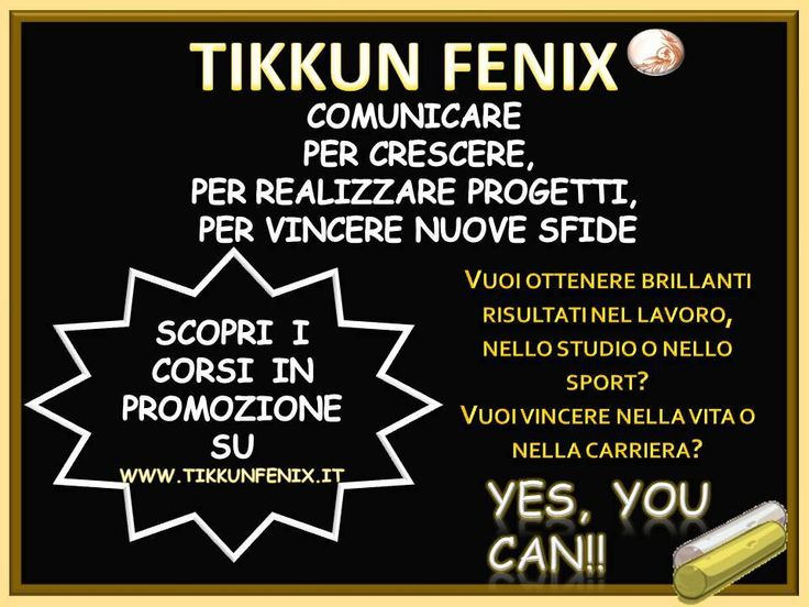Find Coaching Promotion on www.tikkunfenix.it