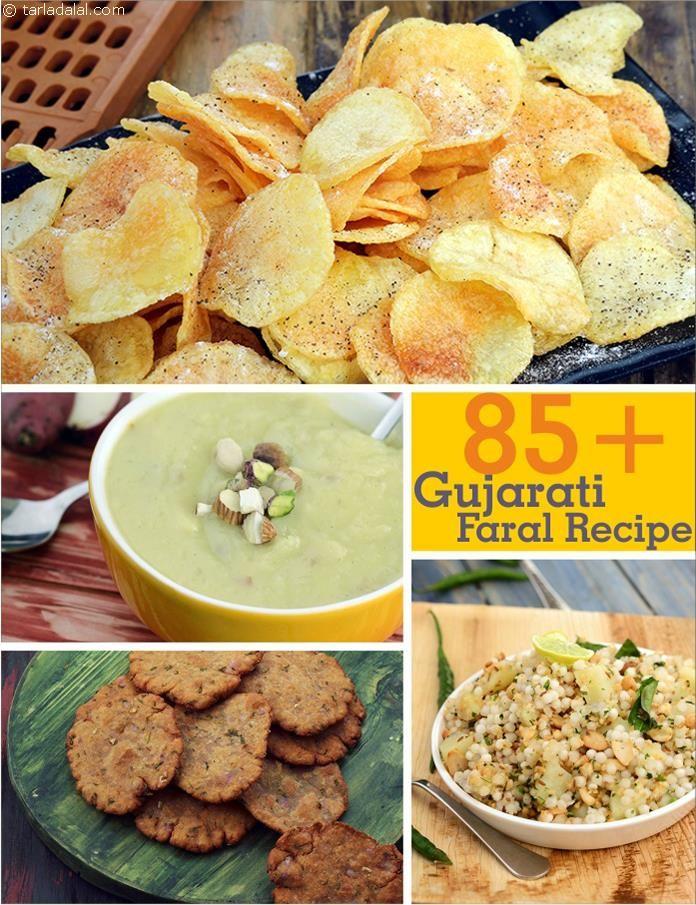 Farali Recipes, Gujurati Faral Recipes, Faral Recipes   Page 1 of 7