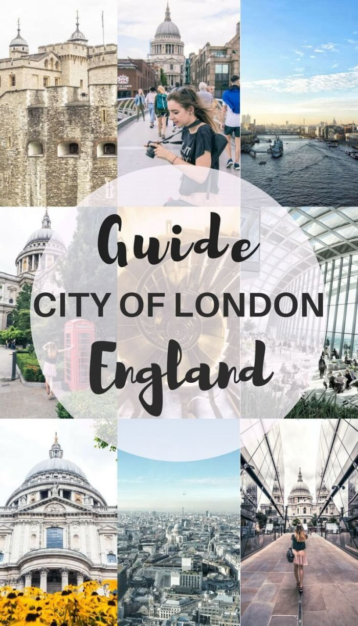 City of London Neighbourhood Guide, London, England- Things to do near St Paul's Cathedral.