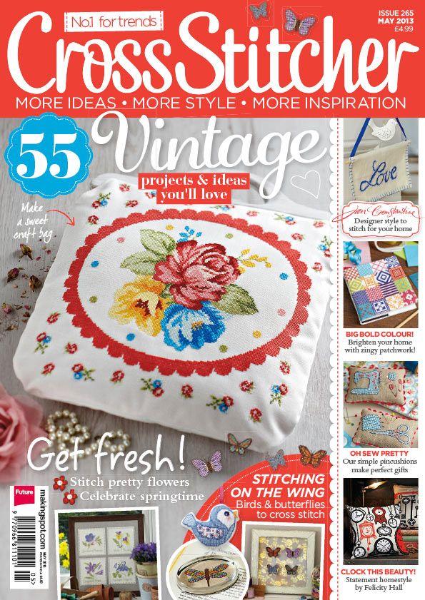 Cross Stitcher Magazine - May 2013 265 - CrossStitcher