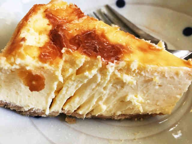 本格!ニューヨークチーズケーキの画像