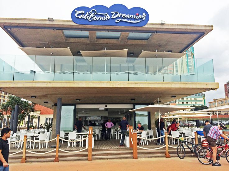Now Open!  For any enquiries, please feel free to call us on 031 332 0037 or drop us an email on info@californiadreaming.co.za