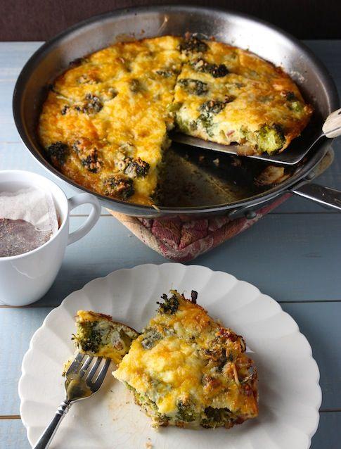 The Best Frittata I Have Ever Had! A Delicious Organic Recipe! - Whole Lifestyle Nutrition | Organic Recipes | Holistic Recipes