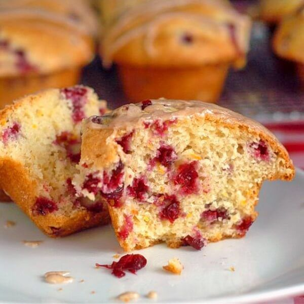 Perfect for your weekend brunch, these delicious cranberry orange muffins can also be made with lingdonberries or partridgeberries as we know them in NL.