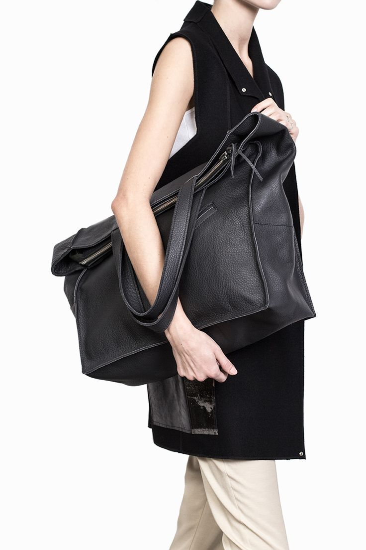 #bagsbylenka NUNA BLACK / www.bagsbylenka.com