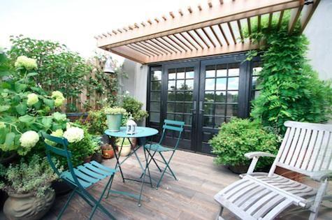 15 best Rooftop Terraces images on Pinterest   Roof terraces ...