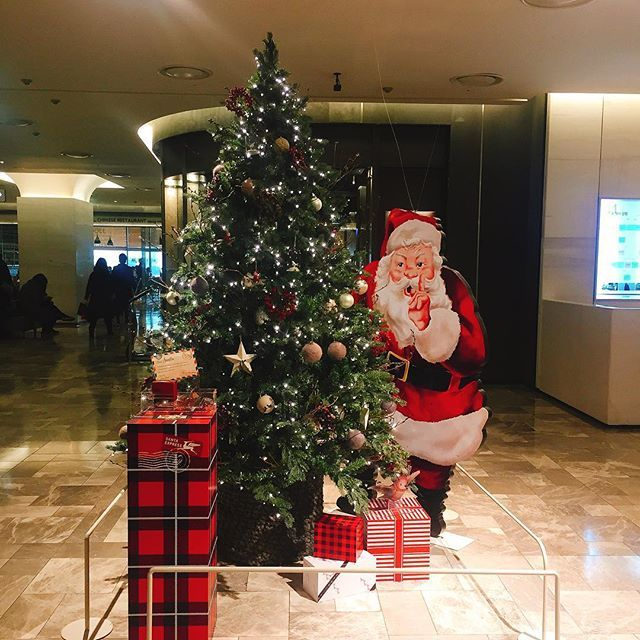 크리스마스가 다가온당.. 산타할배 소원 들어주세용❤️ #크리스마스 #트리 #선물 #현대백화점 #쇼핑 #일상 #친구랑 #수다 #instadaily #christmas #tree #seoul #hyundaidepartmentstore #f4f