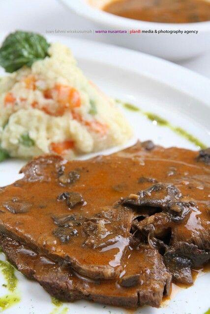 Braised Prime Beef… #GaremGarem #GoodFood #Bandung #Indonesia