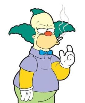 krusty the clown - Google Search