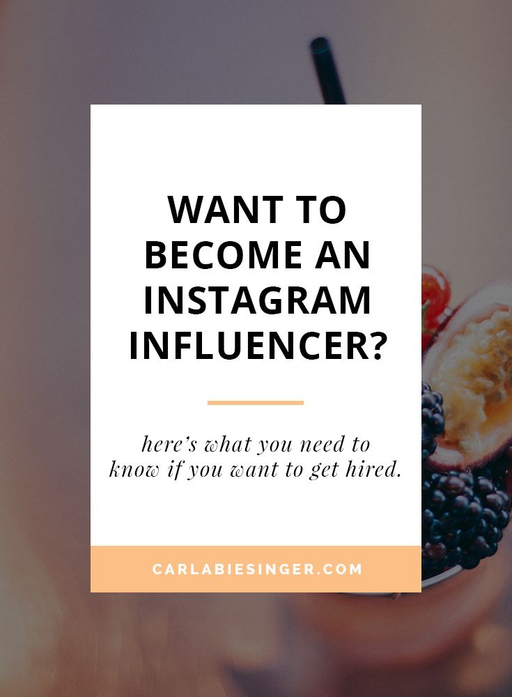 Get Paid To Blog | Make Money Online | Influencer Marketing | How To Become An Instagram Influencer