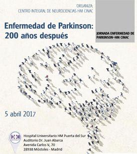 El Centro Integral de Neurociencias HM CINAC organiza el próximo 5 de abril el encuentro Enfermedad de Parkinson, 200 años después