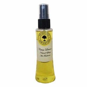 Natural Spray Air Freshener (Citrus Lemon)