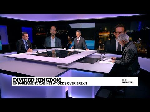 Divided Kingdom: UK Parliament Cabinet at odds over Brexit FRANCE 24 English