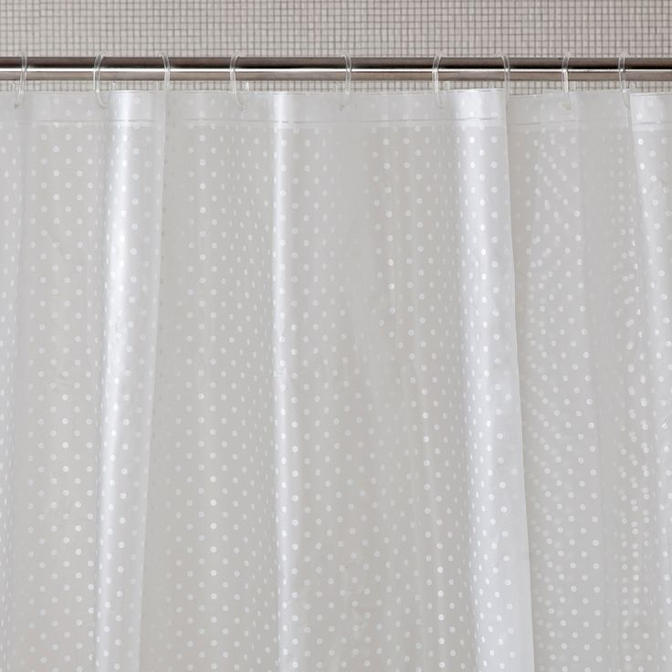DOTS SHOWER CURTAIN - Shower Curtains - Bathroom | Zara Home United States of America